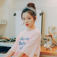 粉红时代 韩国正品 - 丸子头)发苞 - 卷发(Lex原丝)