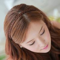 粉红时代 - 配饰)辫子发箍 (Lex原丝)