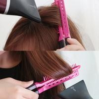 粉红时代 - 管理用品)造型梳子 V型梳