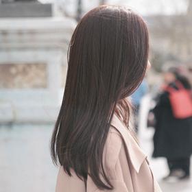 粉红时代 半假发) Stella (Lex原丝) 51cm 假发半头套半假发半头式中长发韩国半头假发时尚直发